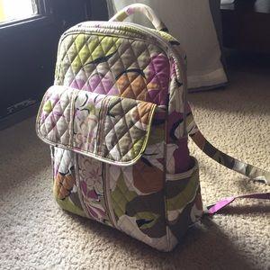 Vera Bradley Mini Backpack